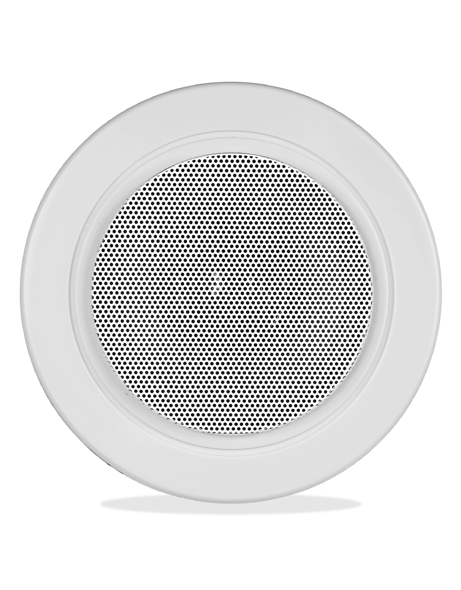Audac SpringFit™ waterproof ceiling speaker 8 Ohm and 100V White version