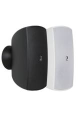 """Audac Wall speaker with CleverMount™ 6"""" Black version - 16?"""