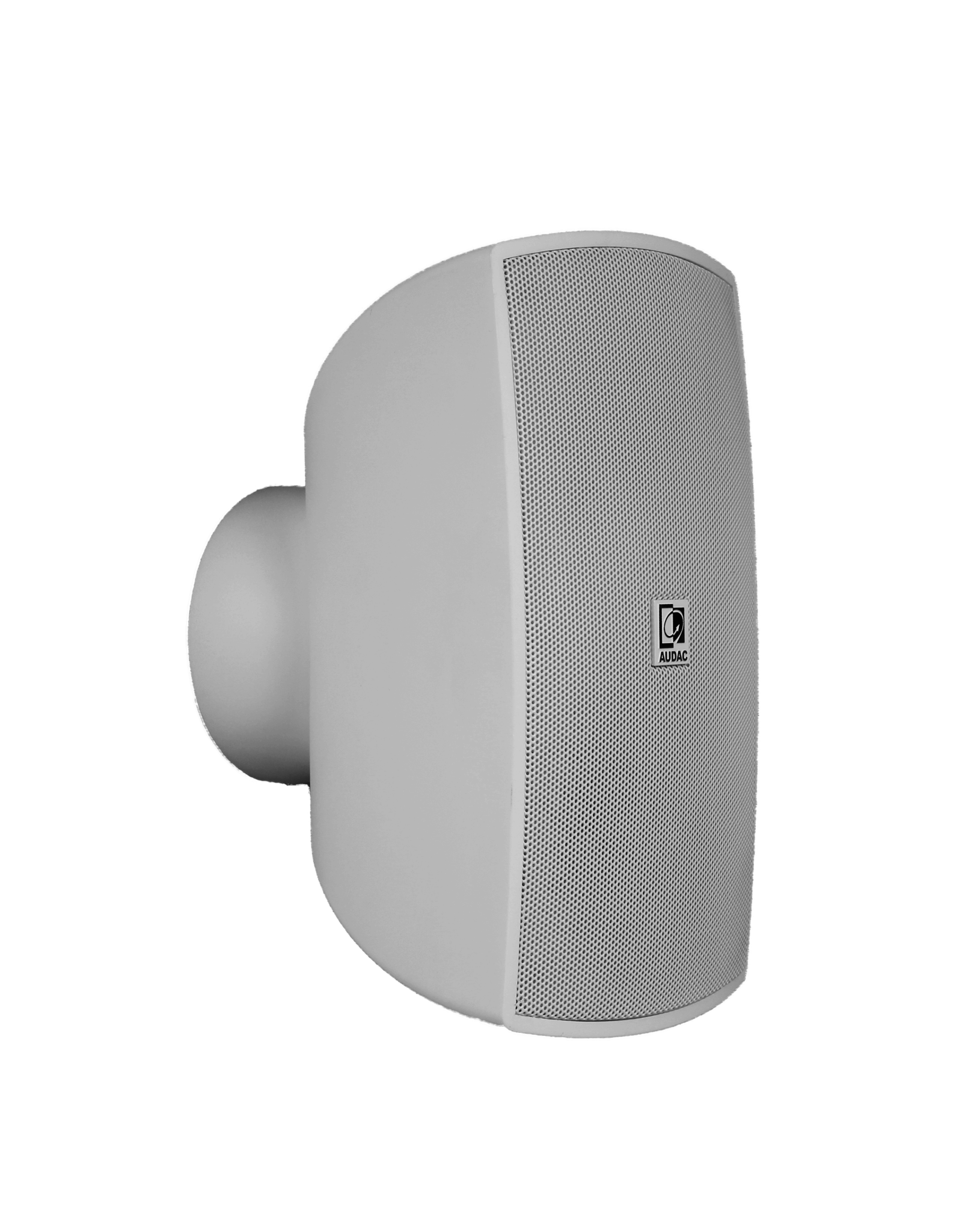 """Audac Wall speaker with CleverMount™ 6"""" White version - 8 Ohm and 100V"""