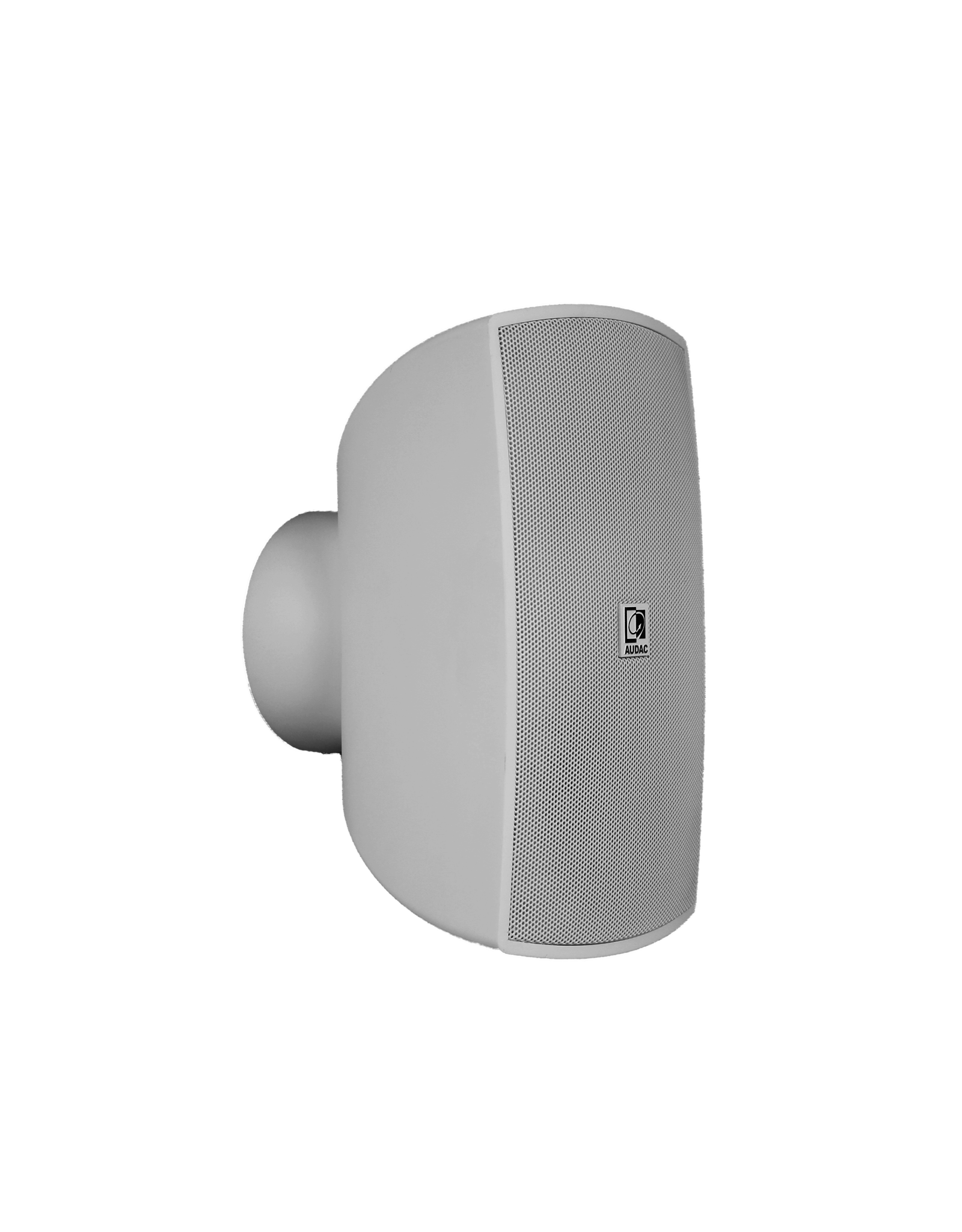 """Audac Wall speaker with CleverMount™ 4"""" White version - 16 Ohm"""