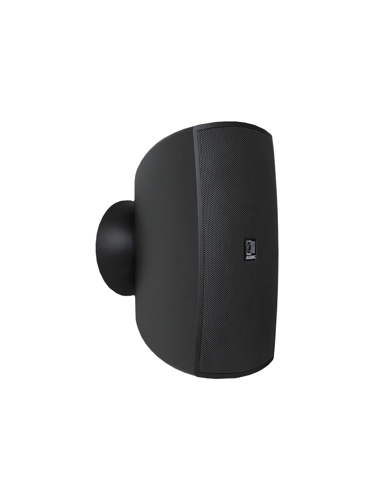 """Audac Wall speaker with CleverMount™ 4"""" Black version - 16 Ohm"""