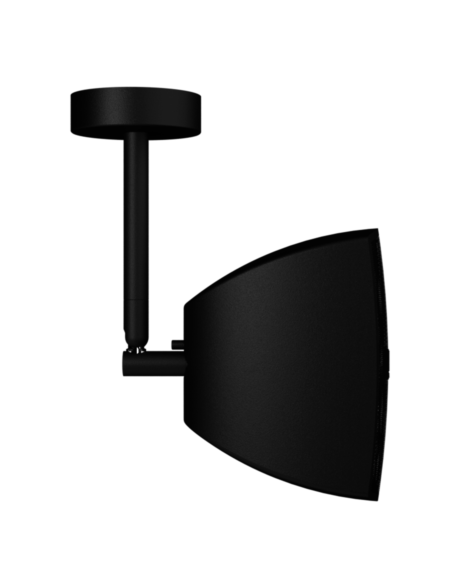 Audac ATEO2 with surface ceiling mount Black version - 8 Ohm