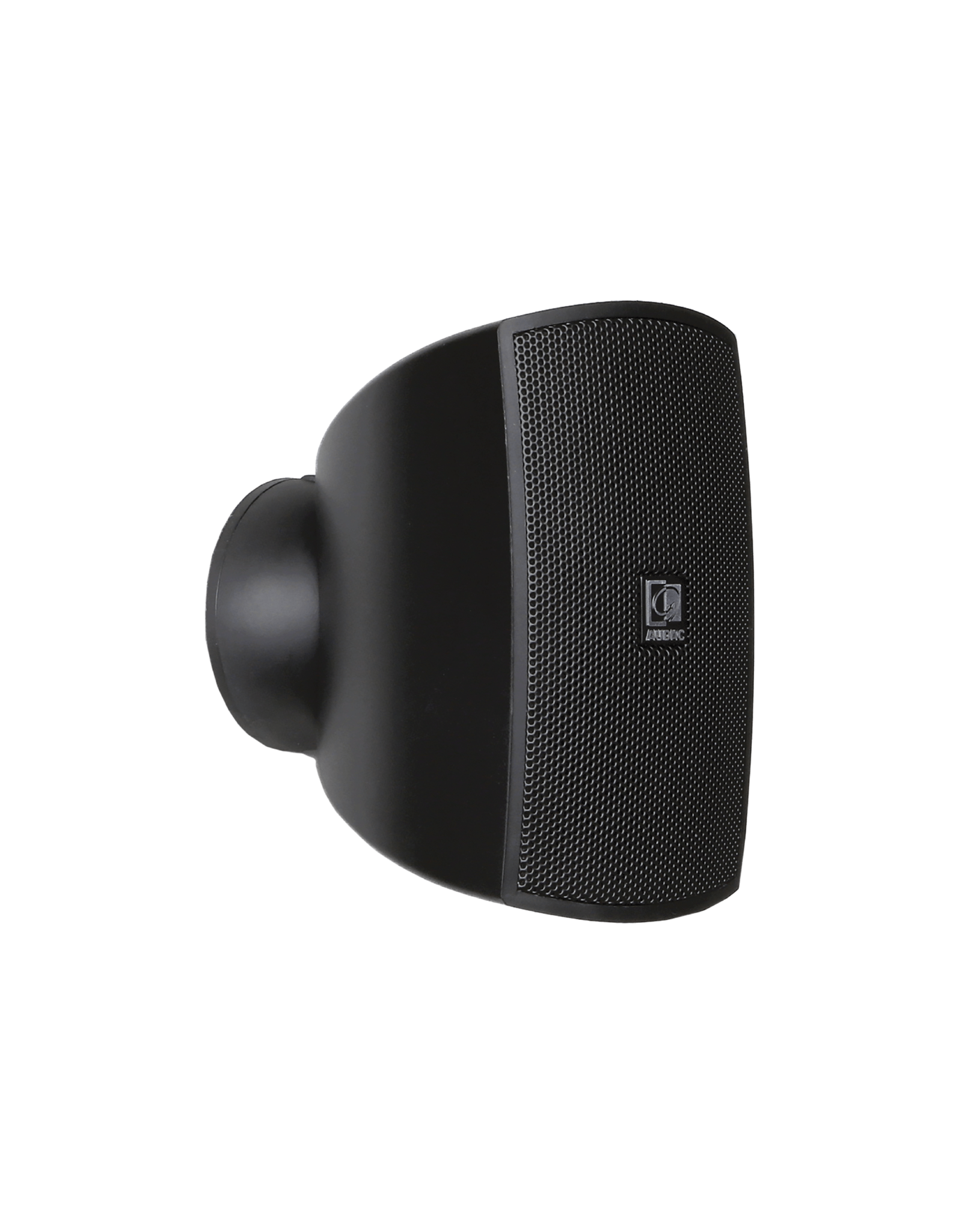 """Audac Compact wall speaker with CleverMount™ 2"""" Black version - 8 Ohm"""