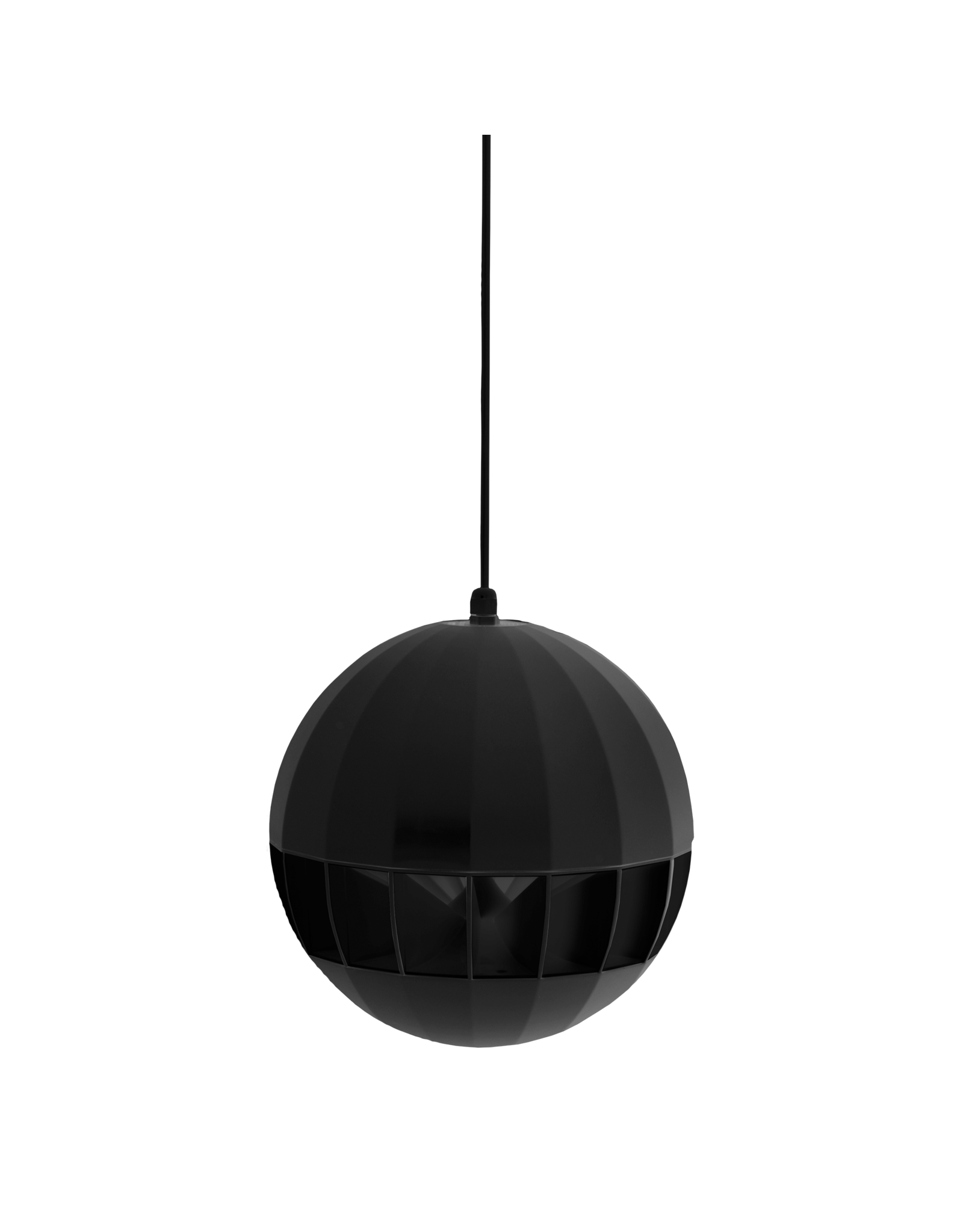 Audac Spherical hanging sound projector Black version - 70/100V