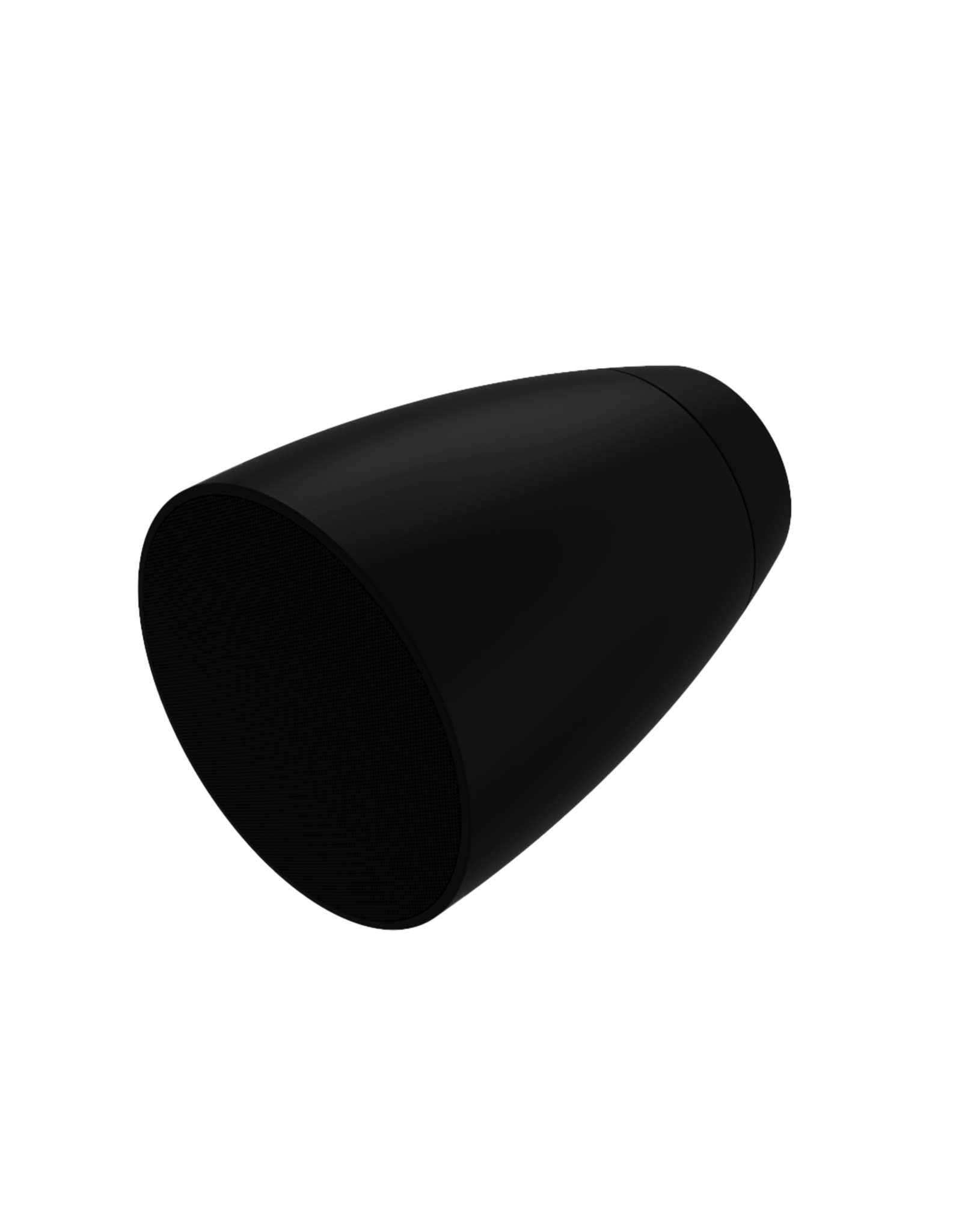 "Audac 2-way 4"" design wall sound projector Black version"