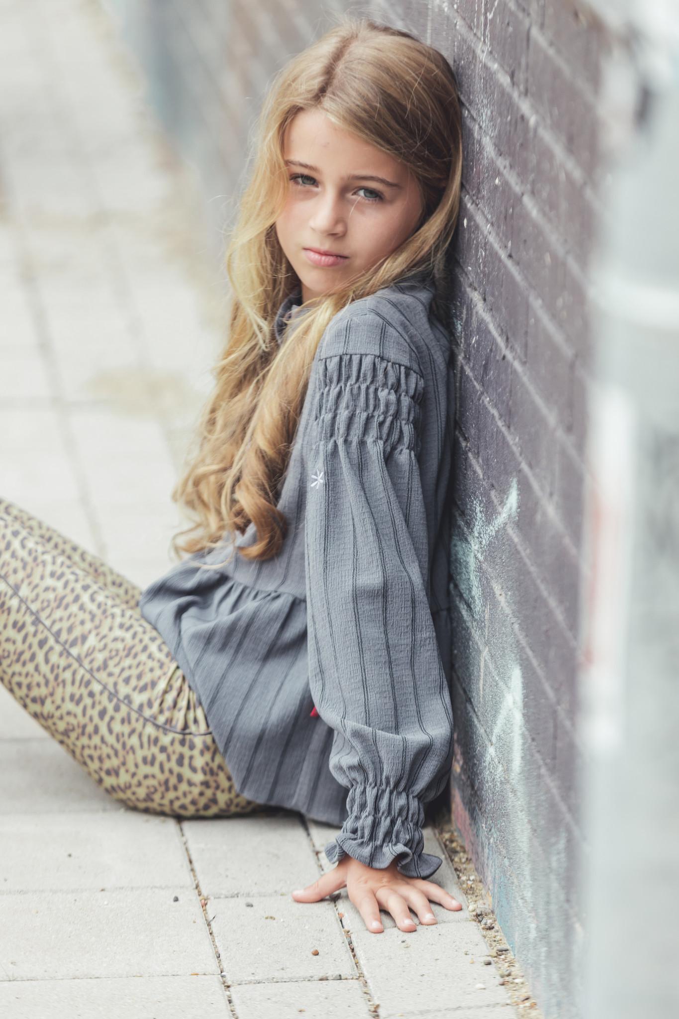 Mayce Girlslabel lookbook winter 2022-23