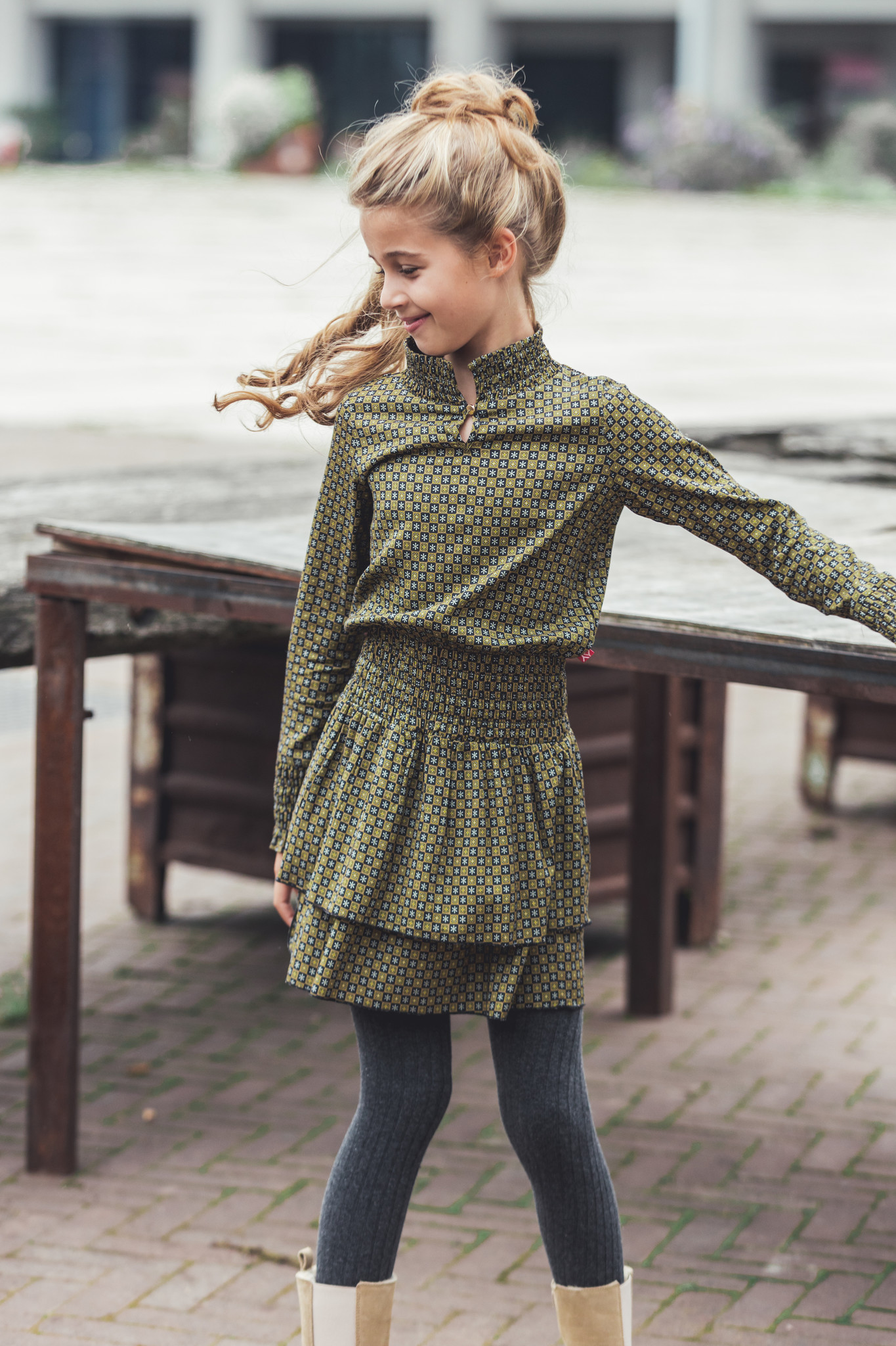 Mayce Girlslabel lookbook winter 2022-30