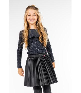 MAYCE Girlslabel Meisjes shirt - African stone