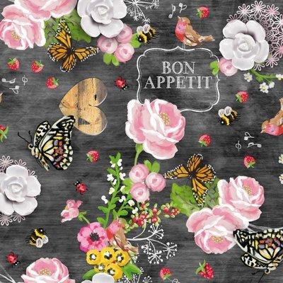 Tafelzeil Bon Appetit