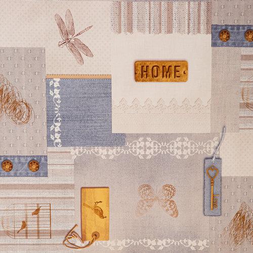 Tafelzeil Home Ecru