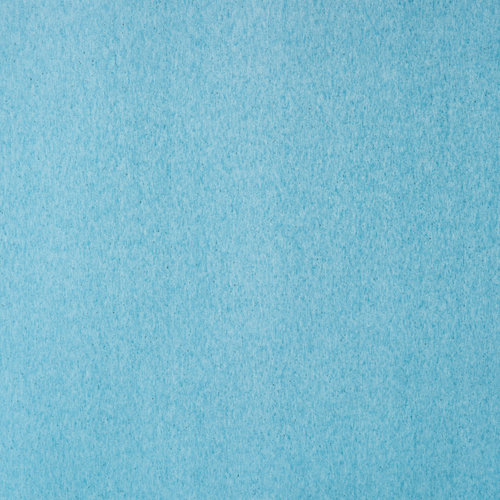 Gecoat Tafellinnen Celeste Blauw Effen 180CM