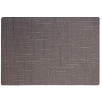 Placemat Liso Bruin