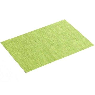 Placemat PVC Punto Groen