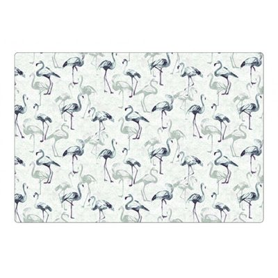 Placemat PVC Flamingo