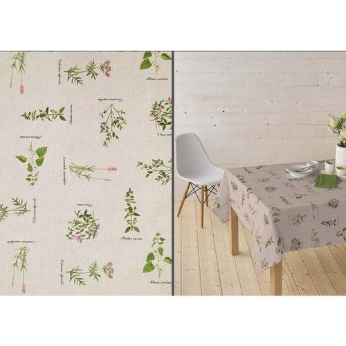 Gecoat Tafelkleed Botanic