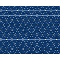Tafelzeil Driehoek Blauw