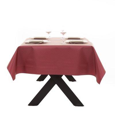 Gecoat Tafelkleed Deluxe Zafiro Rood
