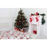 Tafelzeil Aure Kerst