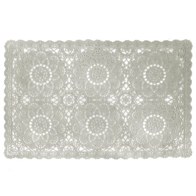 Placemats Dentelia Taupe