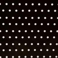 Tafelzeil Stip Zwart