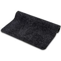 Droogloopmat Deurmat Washclean Zwart - 9mm Dik