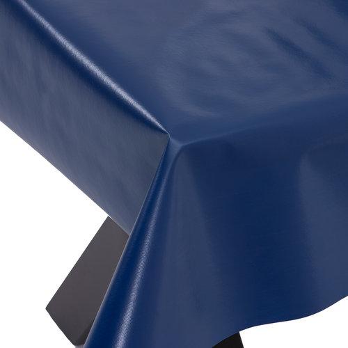 Tafelzeil Effen Donker Blauw