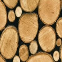 Plakfolie Houtblok 45 CM Breed