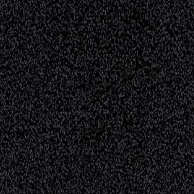 Plakfolie 45cm x 1m Velours Zwart Fluweel