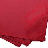 Servetten Essentiel 40x40cm rood polyester