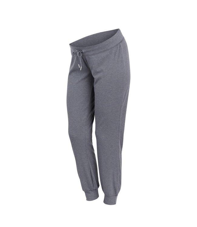 Mlkehla jersey broek grijs