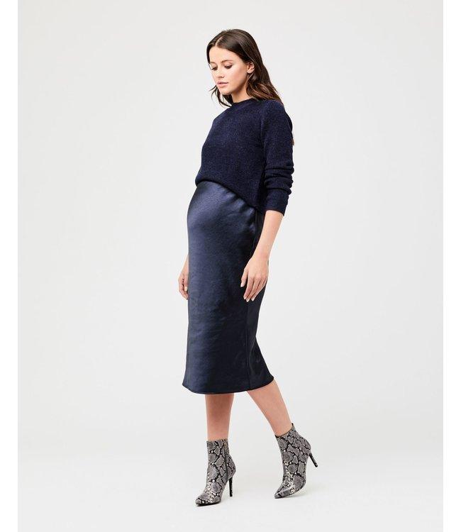 Ripe Trui Mandy knit blauw