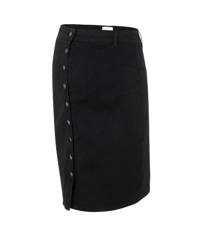 Mlash denim skirt
