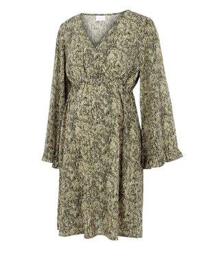 Mamalicious Mlmayra woven dress