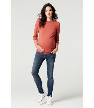 Supermom Sweater 3/4 slv Marsala