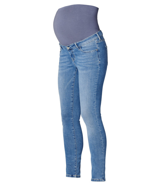 Skinny jeans light blue aged avi