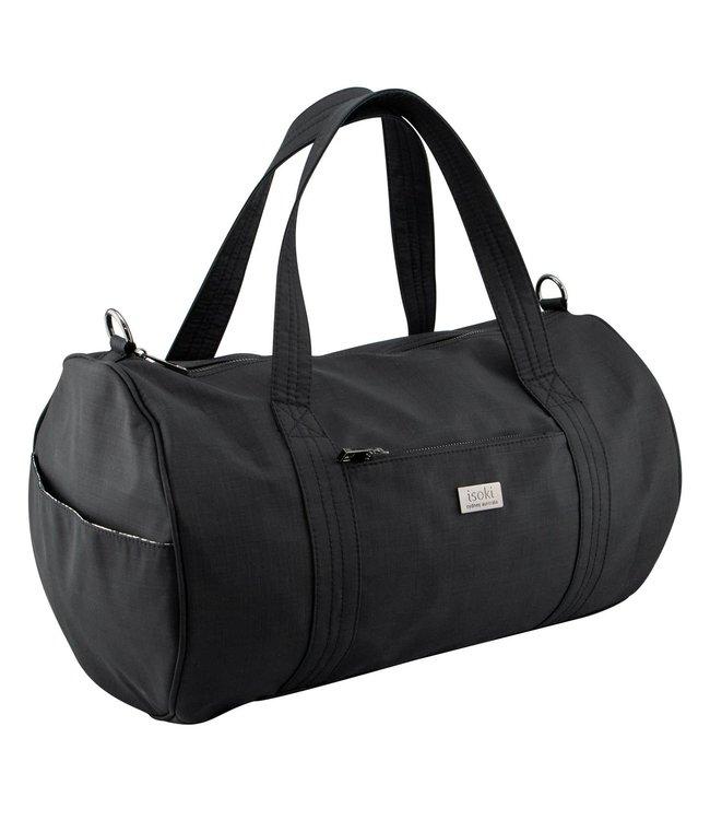 Kingston duffle Bag zwart