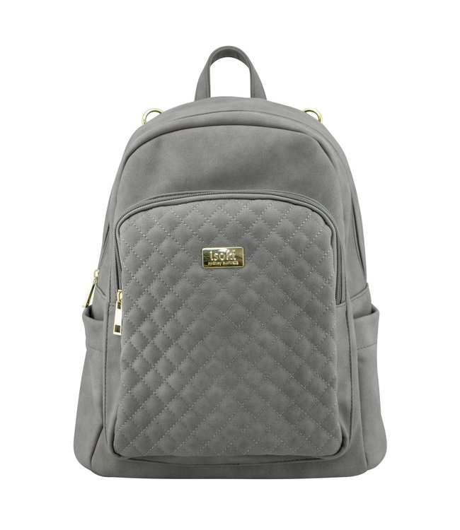 Marlo Backpack Big Grijs