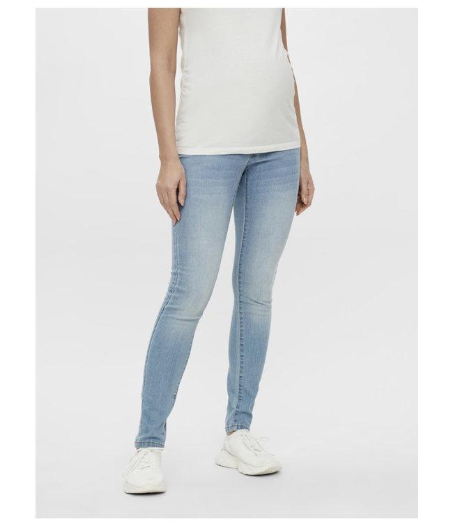 Mljulia slim lightblue washed jeans