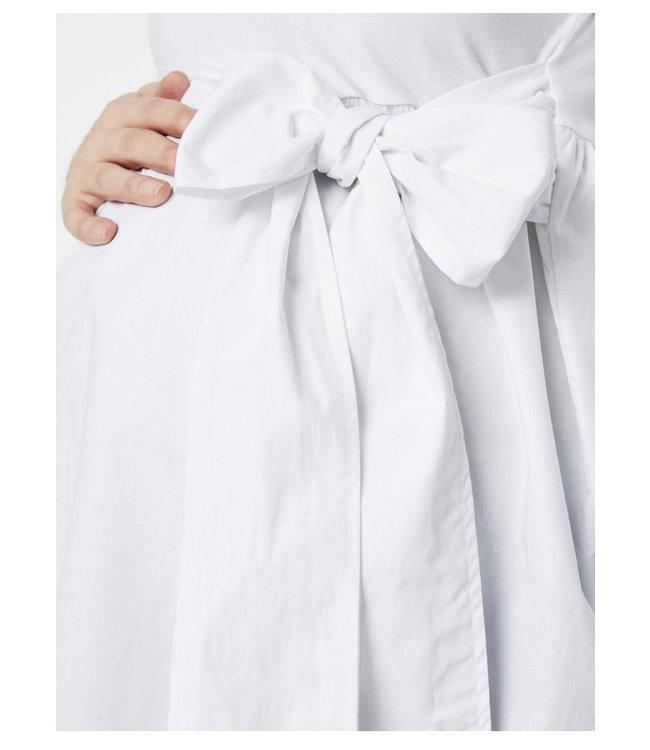 Mlcarolina top white