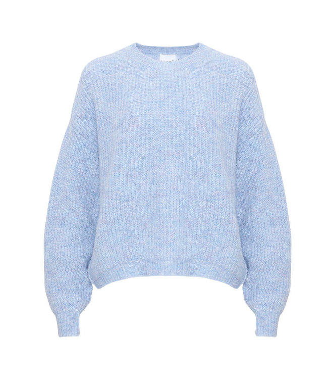 Frenchie Knit Blue