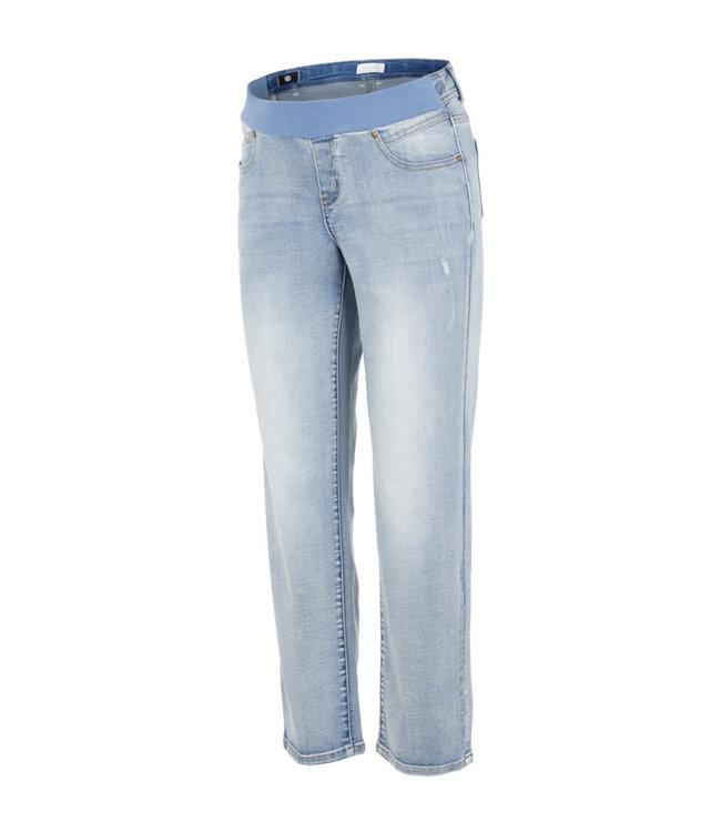 Mlmarbella cropped mom jeans