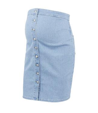 Mamalicious Mlvilla denim skirt