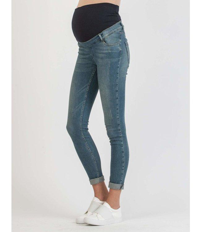 Skinny jeans medium blue wash