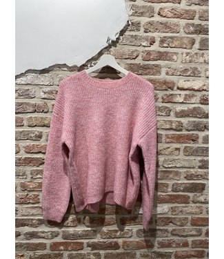 Frenchie Knit rose