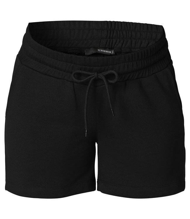 Short comfy black