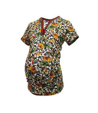 L2W Tshirt camouflage rib