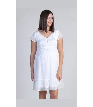 Ohma Dress plumetti nursing
