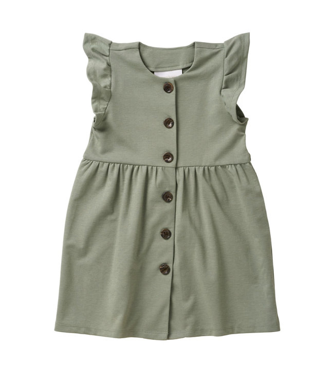Mllittlesallie capsleeve dress girl twinning
