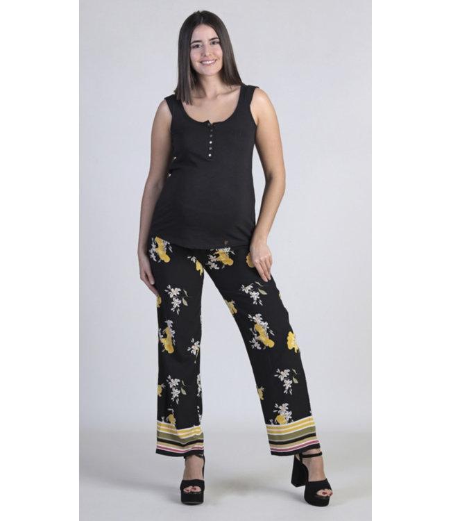 Pants flower