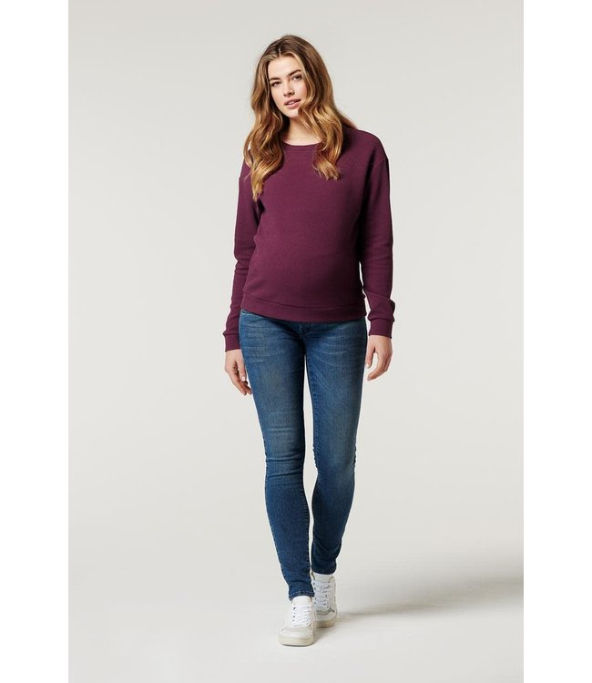 Sweater  ls Groves Fig